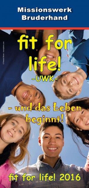 fit for life! - UWK - Ostern 2016