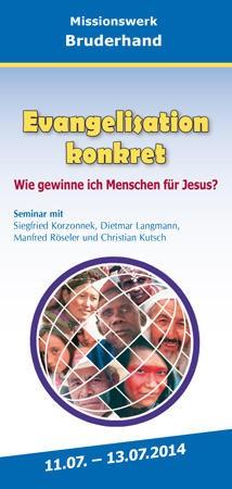 Evangelisation konkret