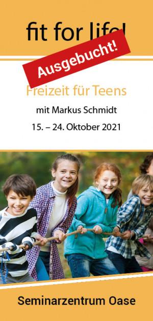fit for life! – Herbst 2021 (Ausgebucht)