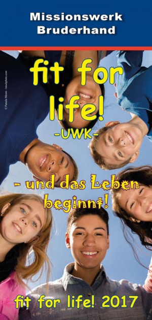 fit for life! - UWK - Ostern 2017