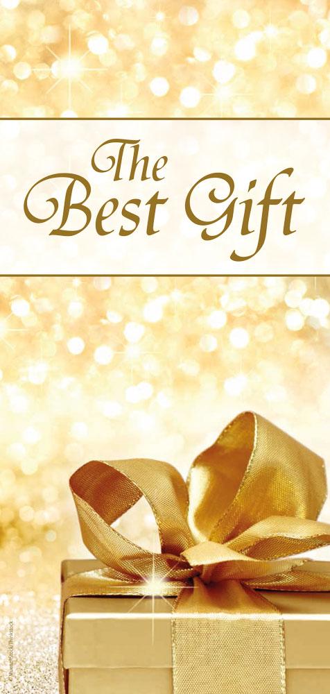 Englisch: Das beste Geschenk