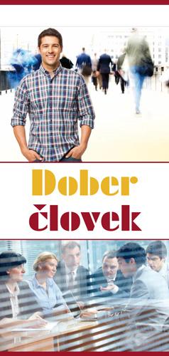 Slowenisch: Ein guter Mensch