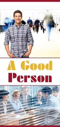 Englisch: Ein guter Mensch