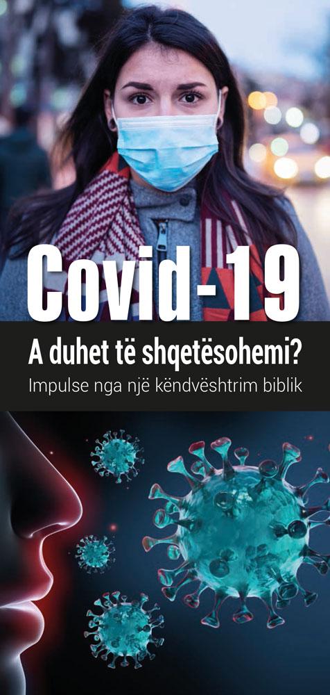 Albanisch: Covid-19 - Müssen wir besorgt sein?