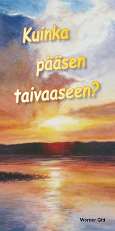 Finnisch: Wie komme ich in den Himmel?