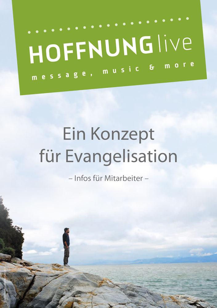 Hoffnung.live - Ein Konzept für Evangelisation