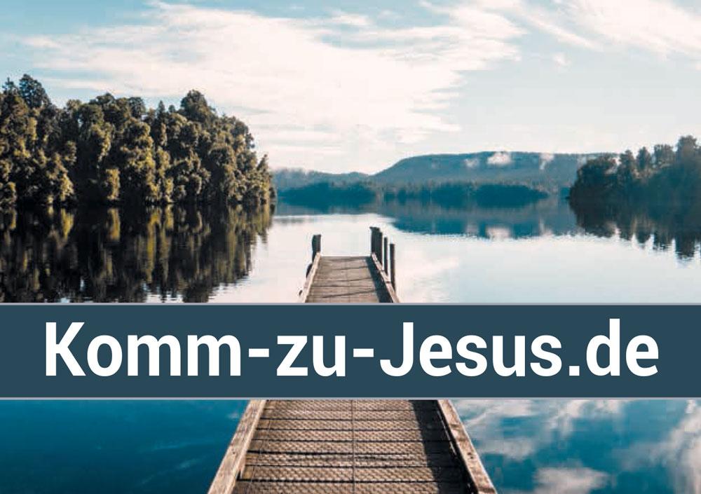 Visitenkarte Komm-zu-Jesus.de
