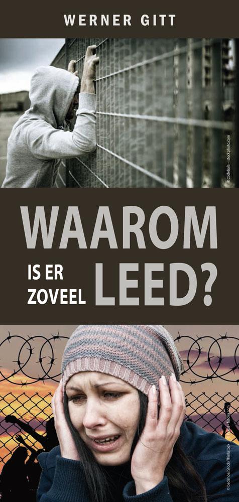 Niederländisch: Warum gibt es so viel Leid?