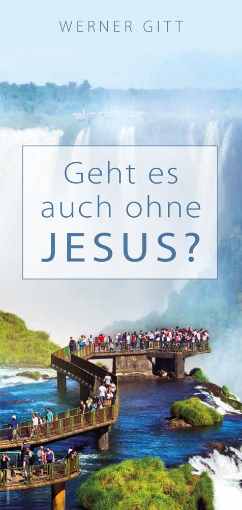 Geht es auch ohne Jesus?