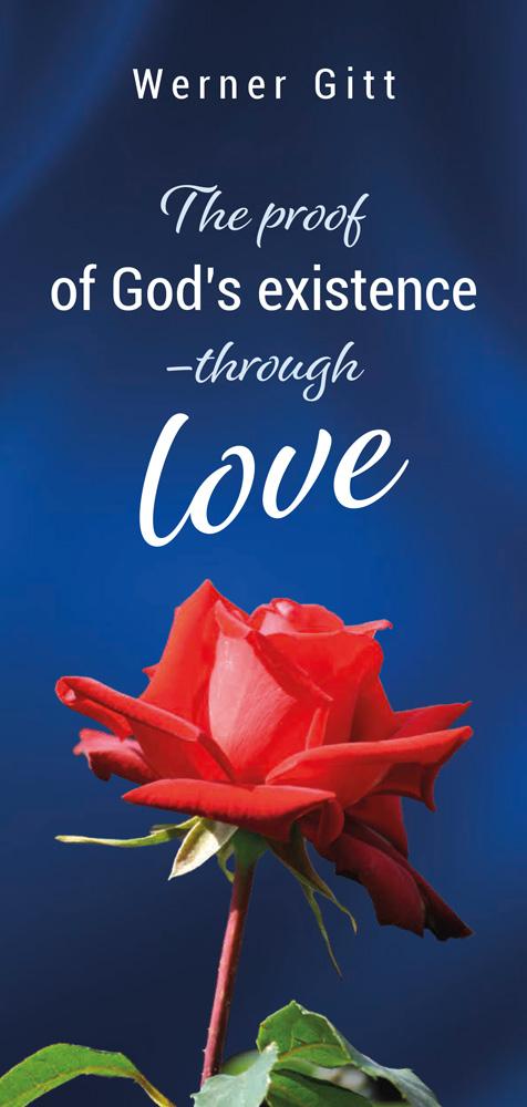 Englisch: Der Gottesbeweis durch die Liebe