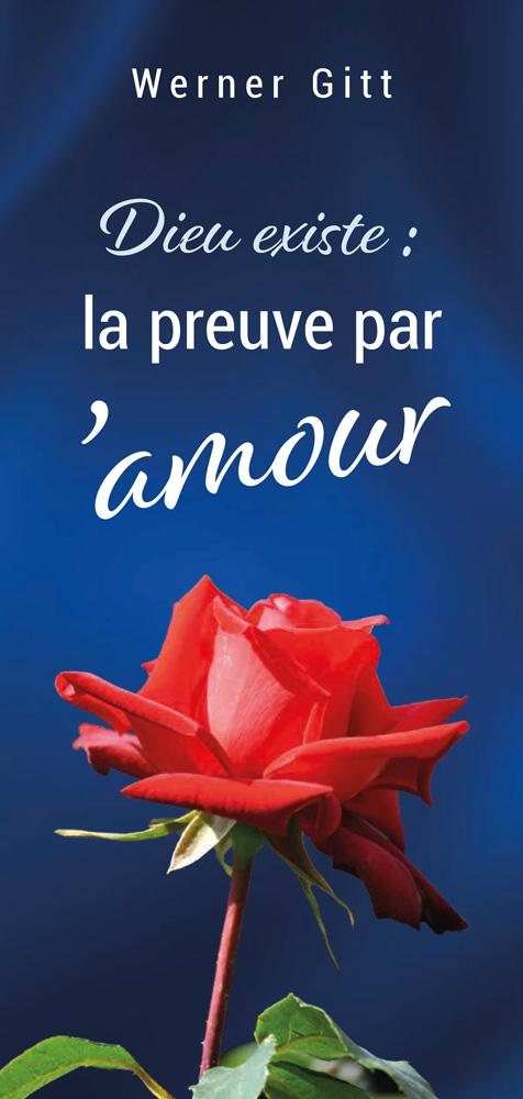 Französisch: Der Gottesbeweis durch die Liebe