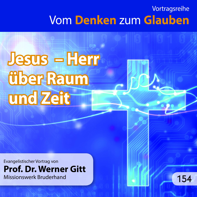 Jesus – Herr über Raum und Zeit (Audio-CD)