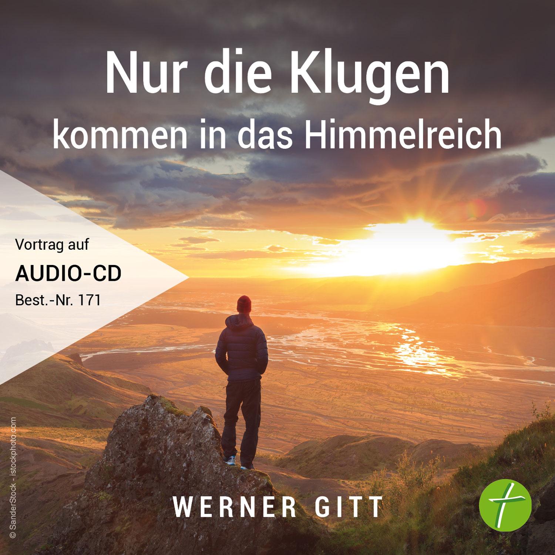 Nur die Klugen kommen in das Himmelreich (Audio-CD)