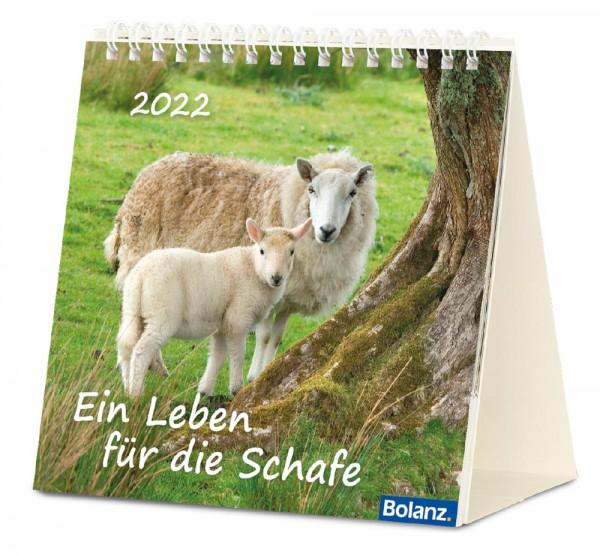Ein Leben für die Schafe 2022 - Tischkalender