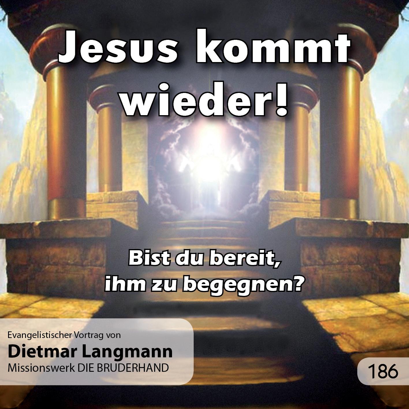 Jesus kommt wieder!