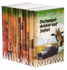 Dschungeldoktor – 12 Bände im Paket