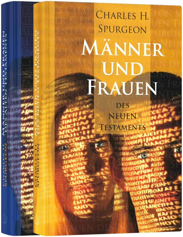 Männer und Frauen des Alten und des Neuen Testaments (2 Bände im Paket)