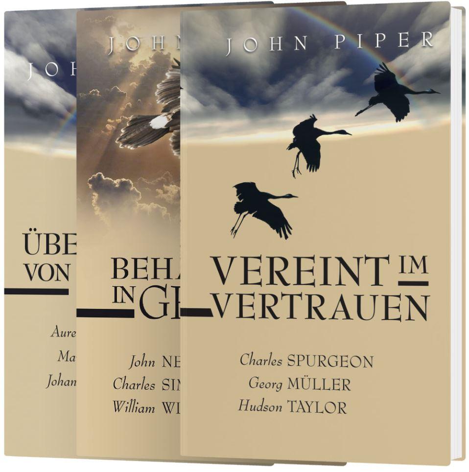 Buchpaket – John Piper (3 Bücher im Paket)