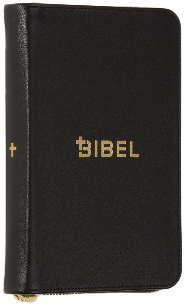Die Bibel – Schlachter 2000 (Miniaturausgabe in Kalbsleder)