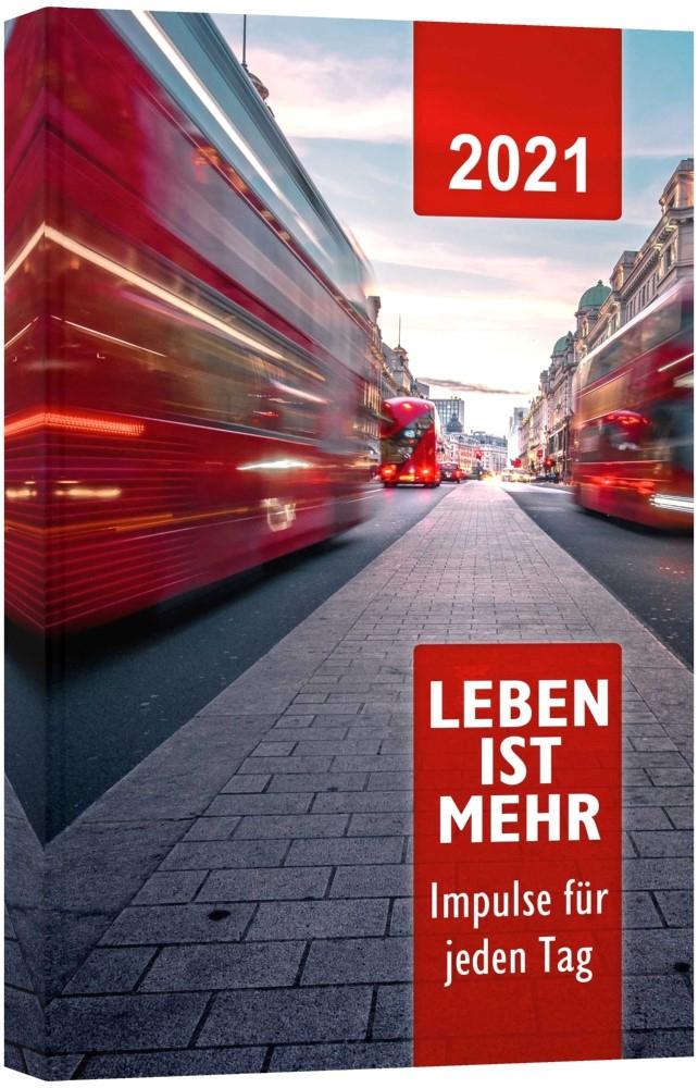 Leben ist mehr 2021 – Paperback