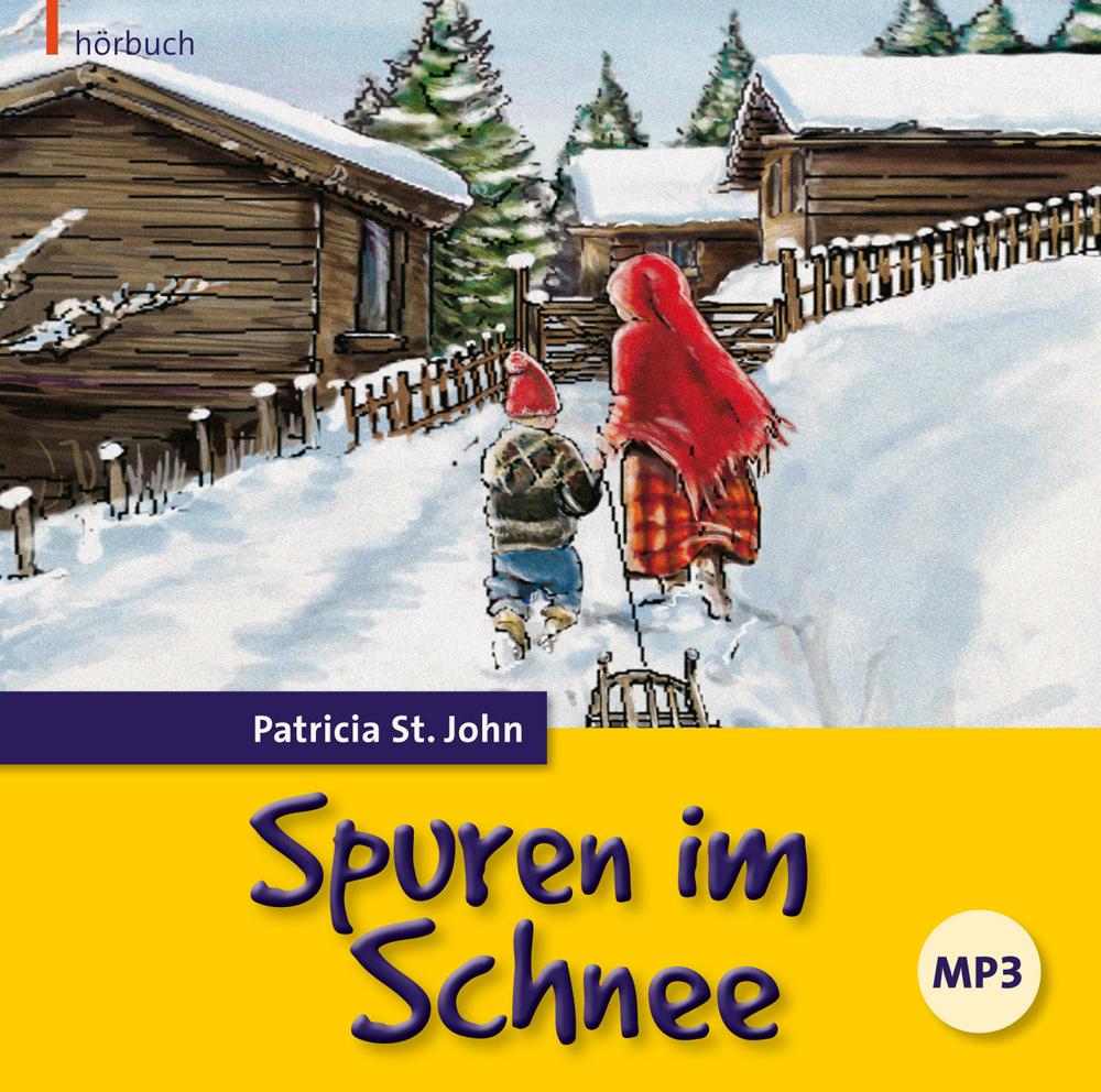 Spuren im Schnee (Hörbuch [MP3])