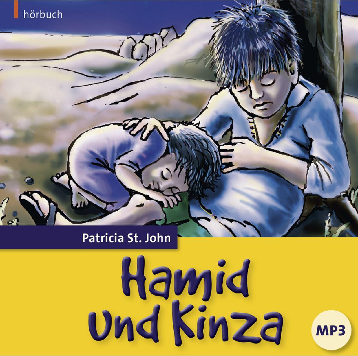 Hamid und Kinza (Hörbuch [MP3])