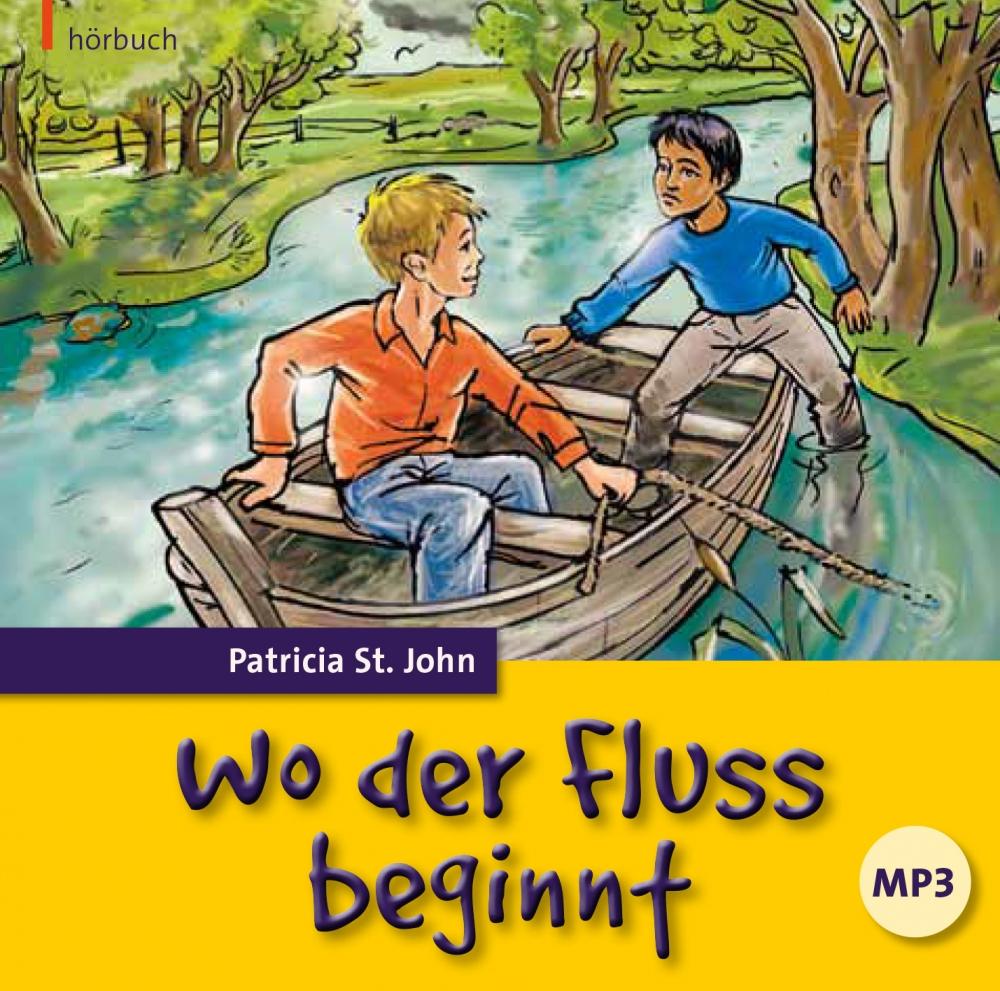 Wo der Fluss beginnt (Hörbuch [MP3])