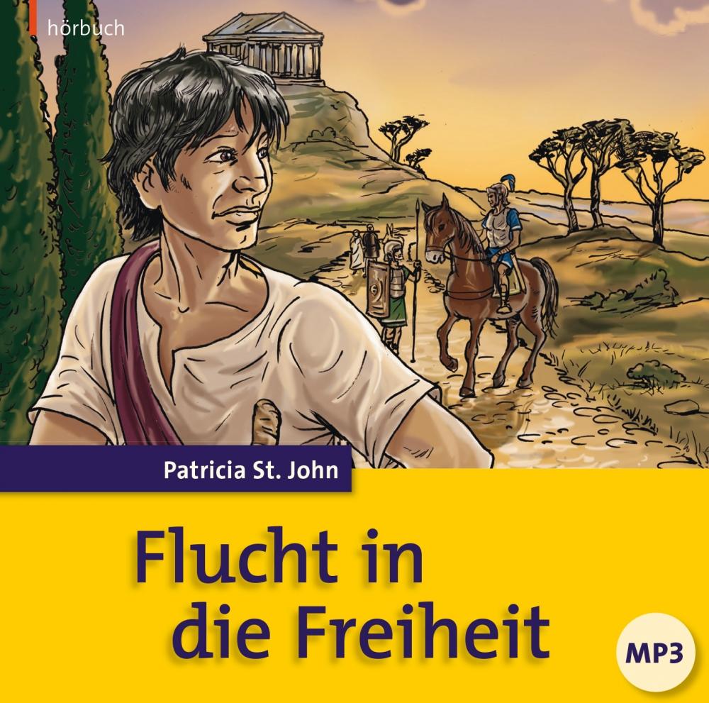 Flucht in die Freiheit (Hörbuch [MP3])