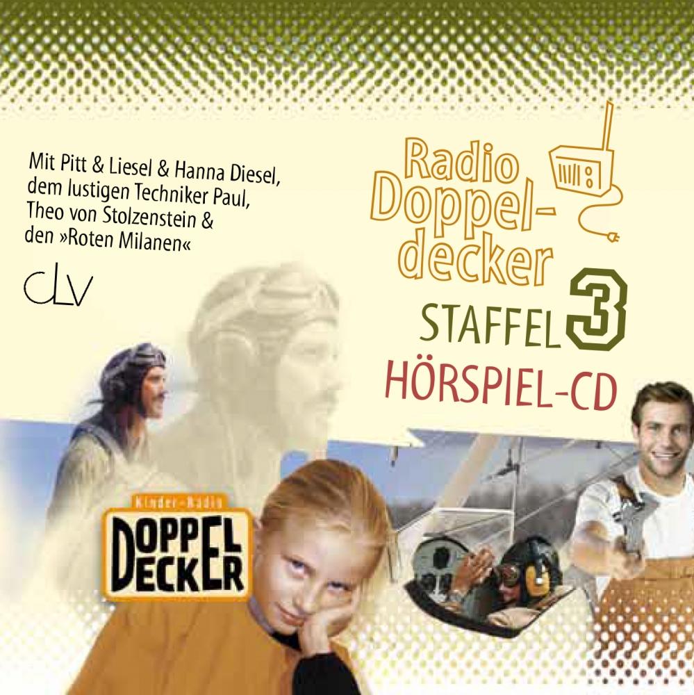 Radio Doppeldecker – Staffel 3 (Audio-CD)