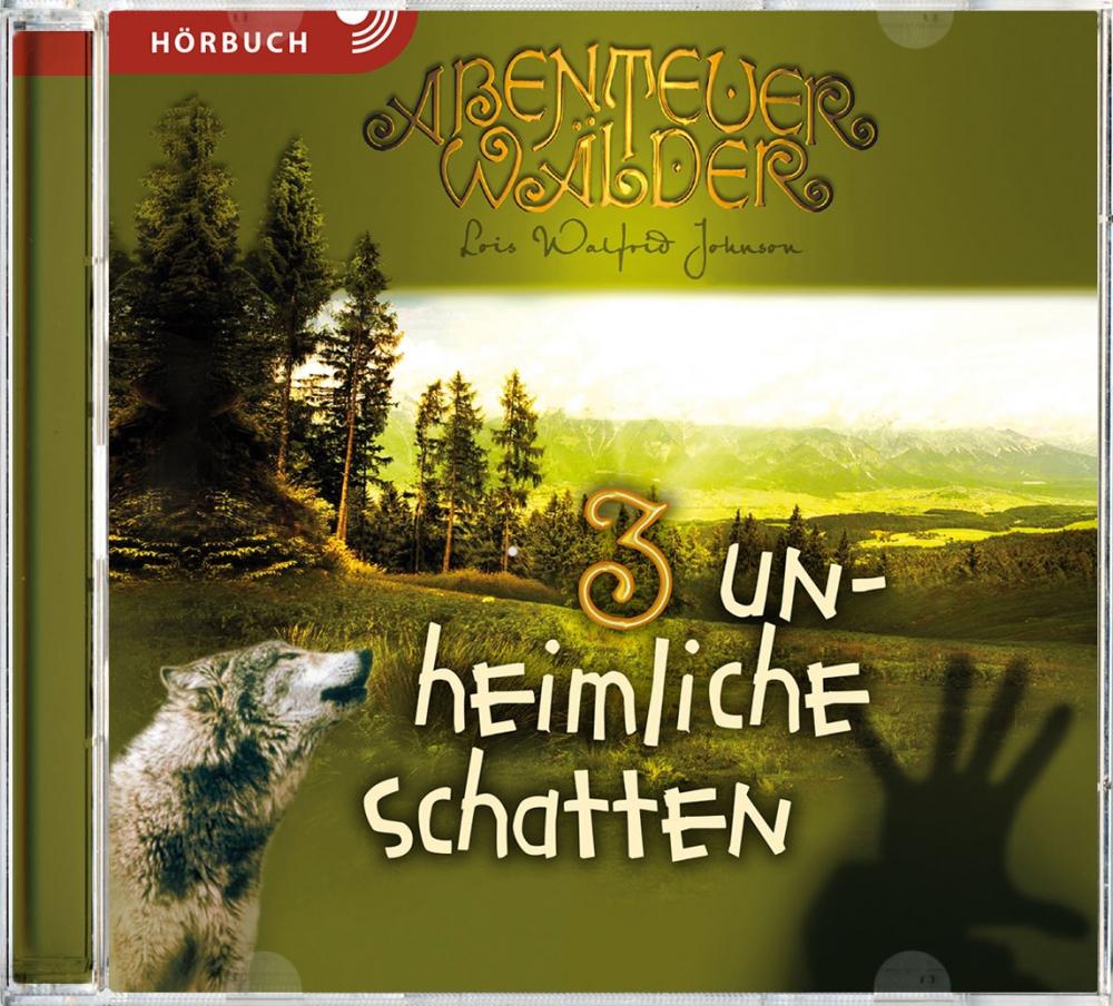 Unheimliche Schatten (Hörbuch Band 3 [MP3])