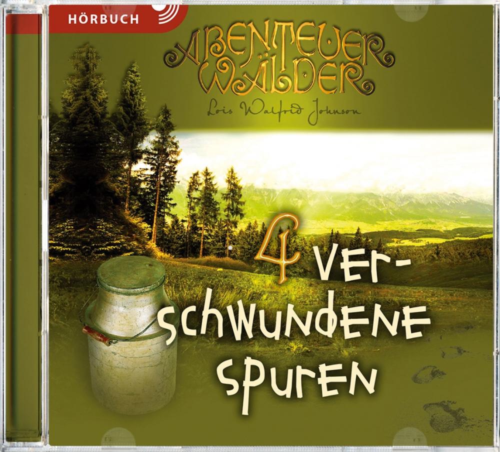 Verschwundene Spuren (Hörbuch Band 4 [MP3])