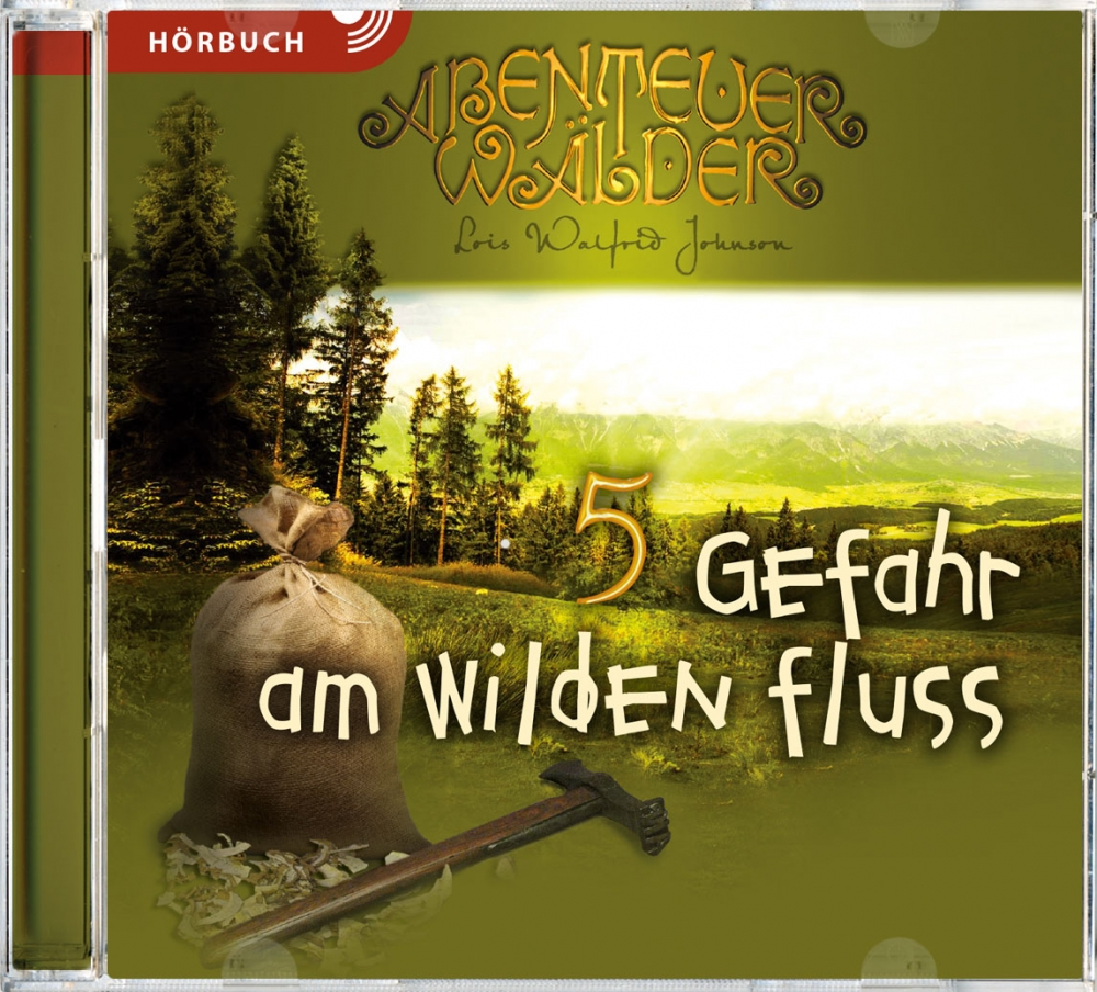 Gefahr am wilden Fluss (Hörbuch Band 5 [MP3])