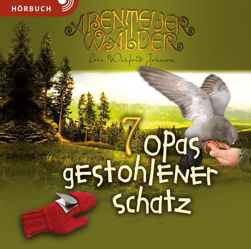 Opas gestohlener Schatz (Hörbuch Band 7 [MP3])