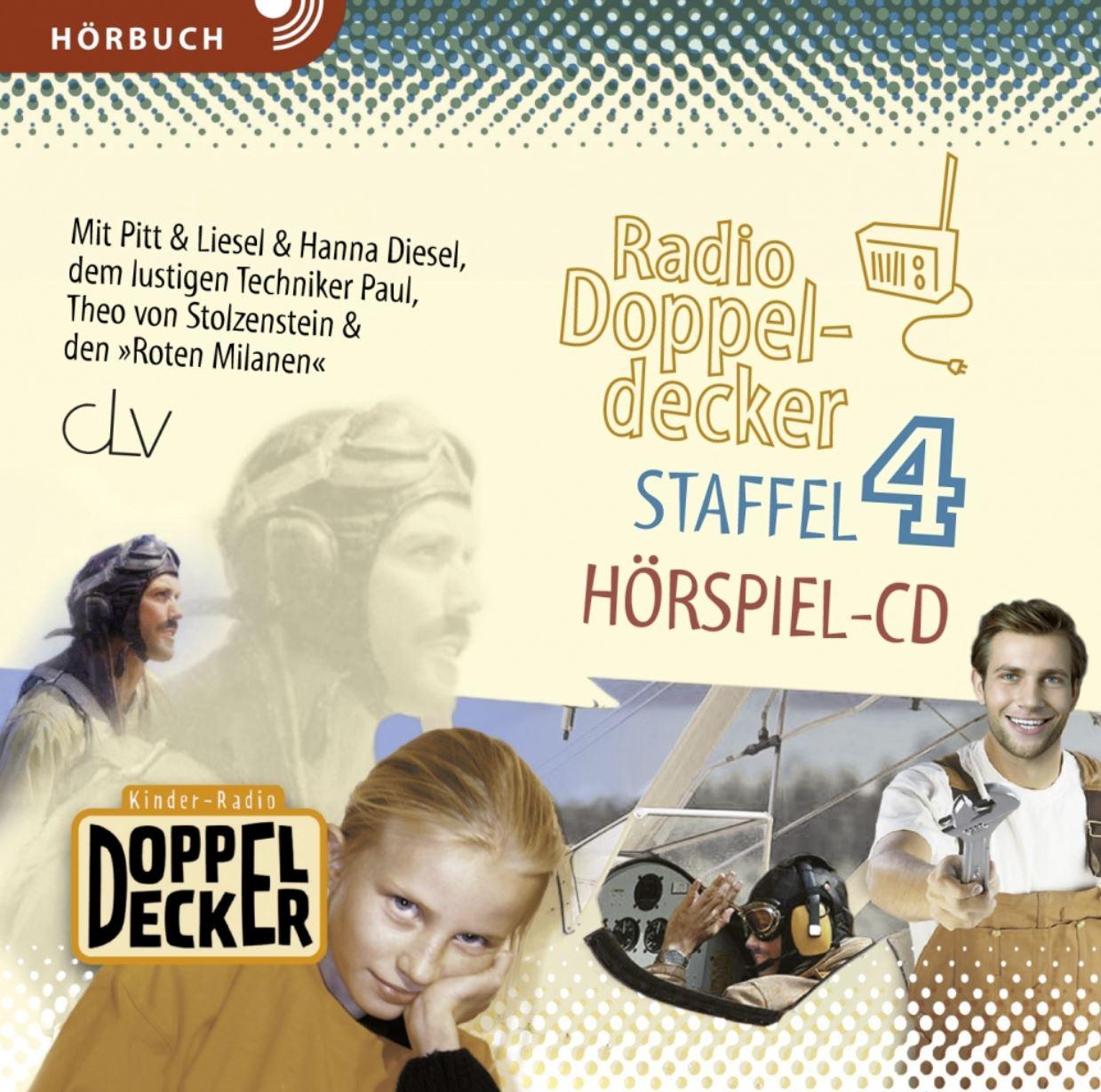 Radio Doppeldecker – Staffel 4 (Audio-CD)