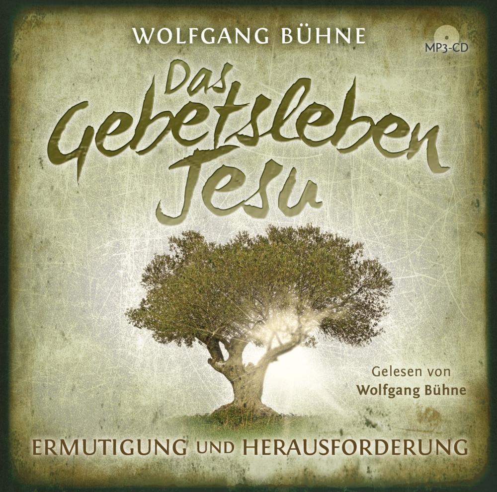 Das Gebetsleben Jesu (Hörbuch [MP3])
