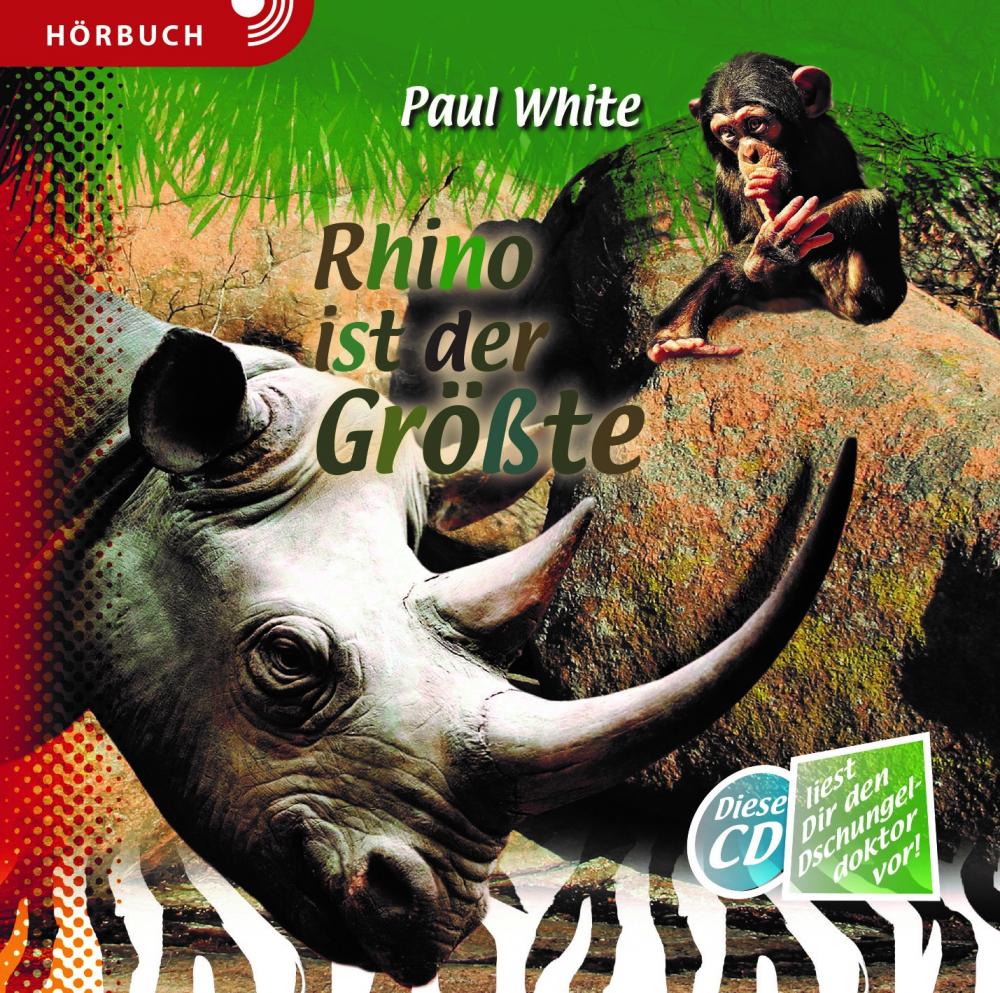 Rhino ist der Größte (MP3-Hörbuch)