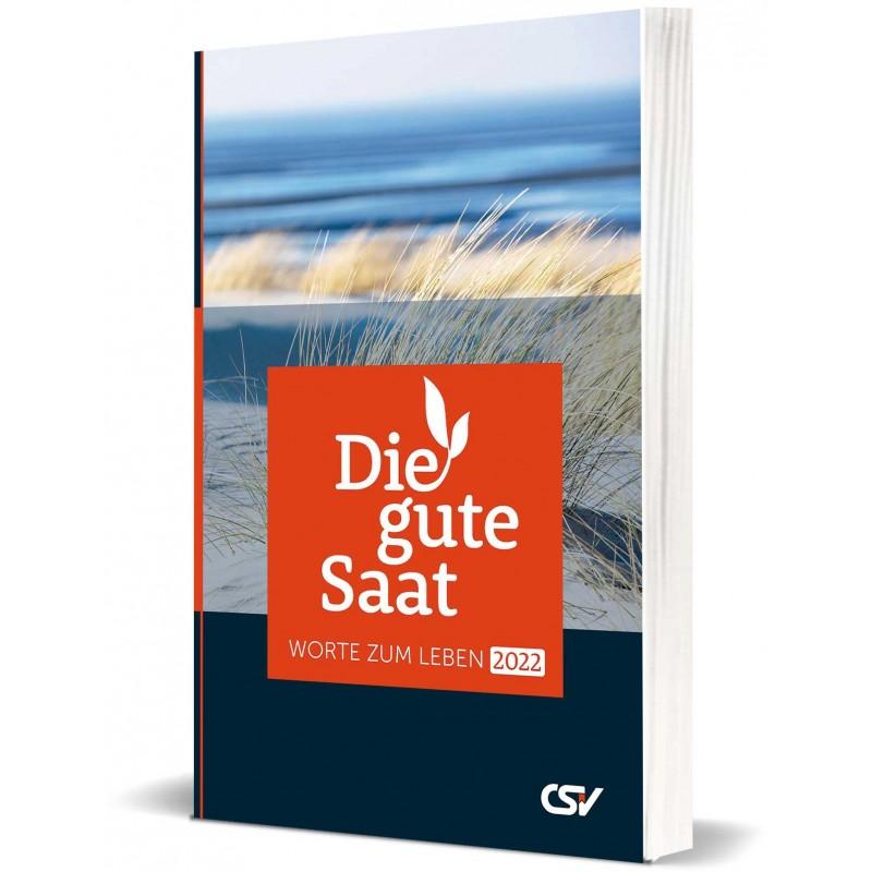 Die gute Saat 2022 – Buchkalender (Paperback)
