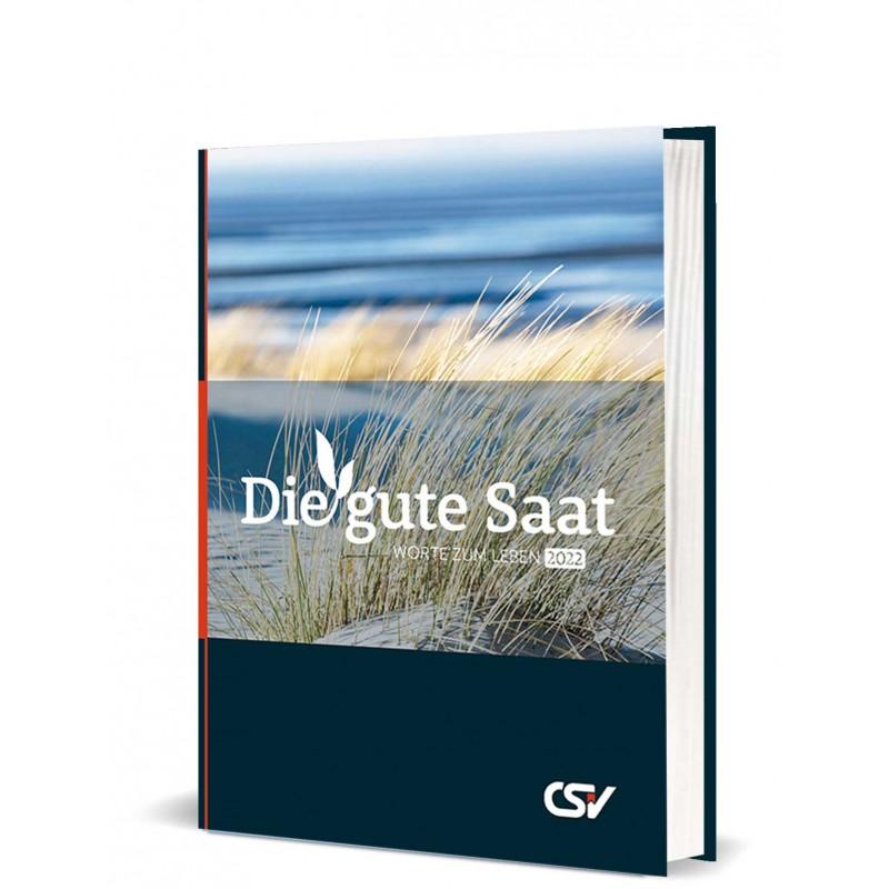 Die gute Saat 2022 – Buchkalender (gebunden)