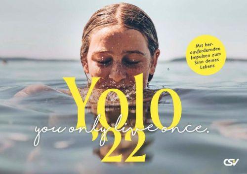 Yolo 2022 - Aufstellkalender