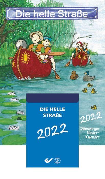 Die helle Straße - Abreißkalender 2022