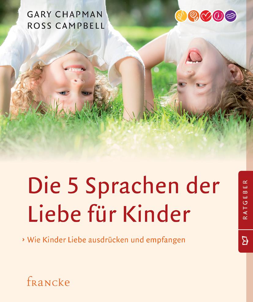 Die 5 Sprachen der Liebe für Kinder
