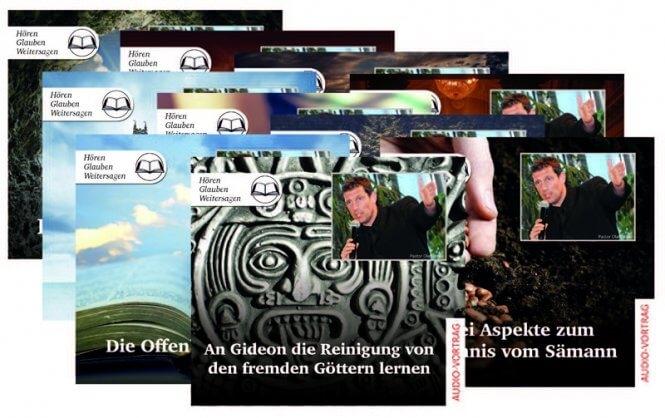 Olaf Latzel-Predigten (10er Pack)