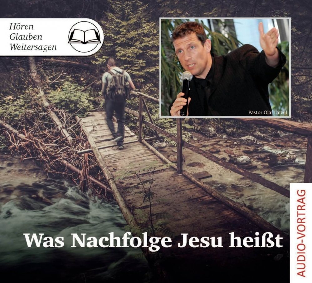 Was Nachfolge Jesu heißt