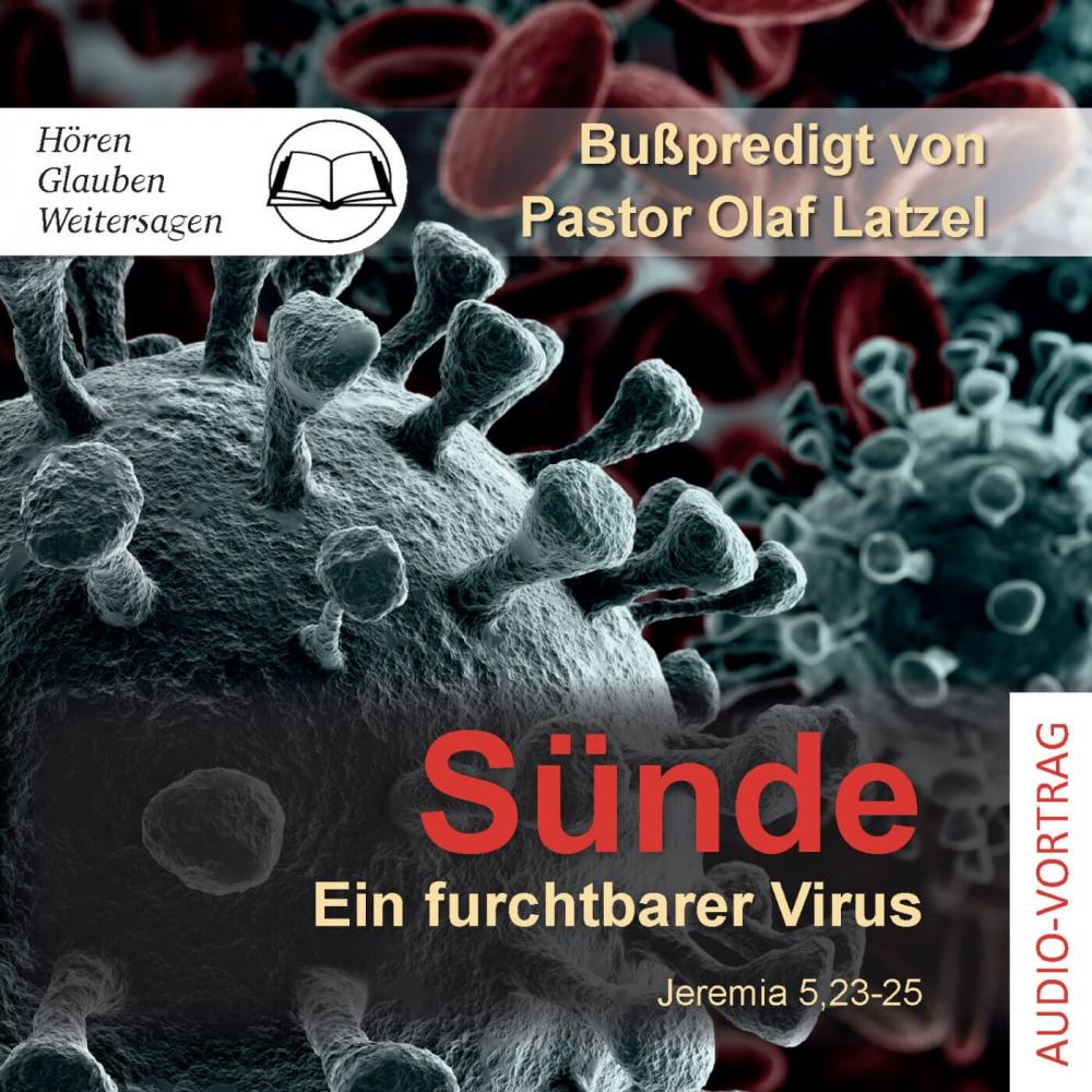 Sünde - ein furchtbarer Virus