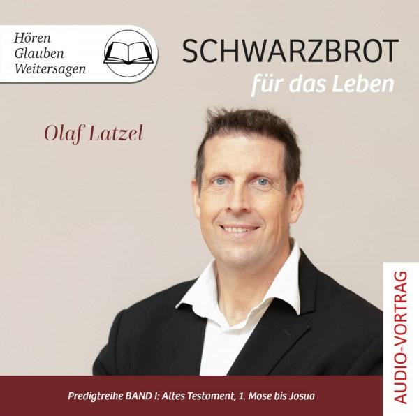 MP3-CD: Schwarzbrot für das Leben - Band 1