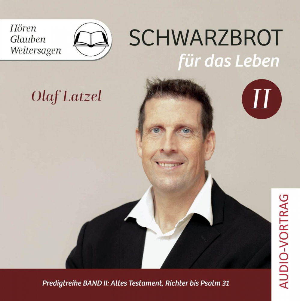 MP3-CD: Schwarzbrot für das Leben - Band 2