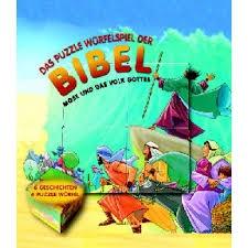 Mein Puzzle Würfelspiel der Bibel