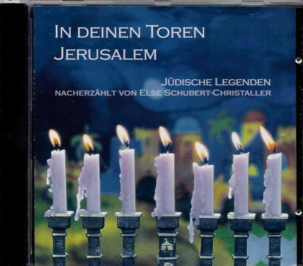 In deinen Toren Jerusalem (Hörbuch)