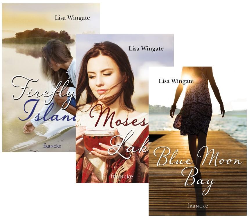 3er-Pack: Lisa Wingate