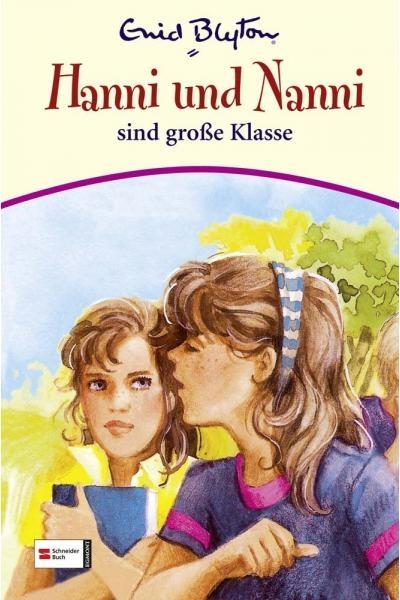 Hanni und Nanni sind große Klasse (Band 17)